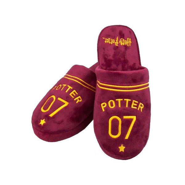 Harry Potter chaussons Quidditch