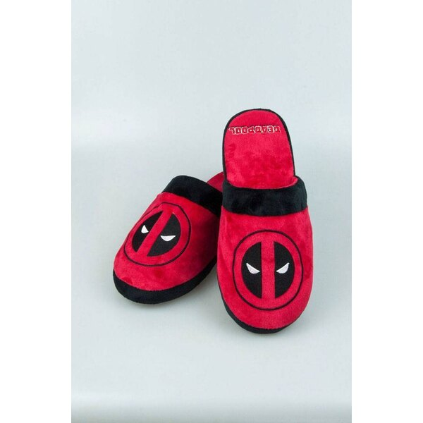 Deadpool chaussons Logo