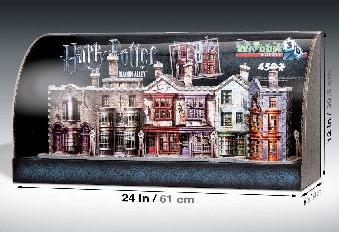 Puzzle 3d - Puzzle 3d Harry Potter Puzzle 3D Built-Up Demo avec présen