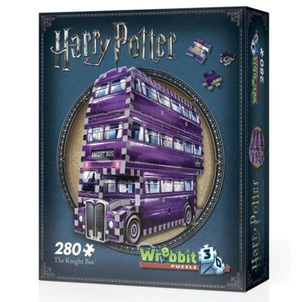 Puzzle Harry Potter Puzzle 3D The Knight Bus