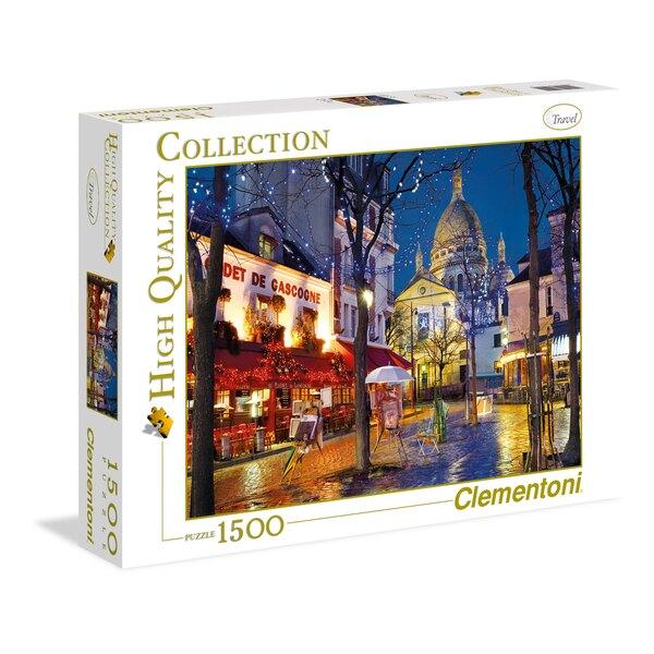 Puzzle Paris Montmartre