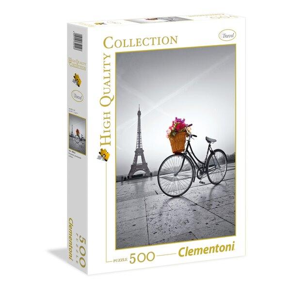 Puzzle Promenade romantique à Paris