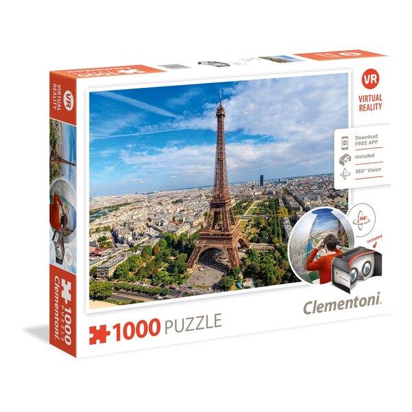 Puzzle Paris - Tour Eiffel