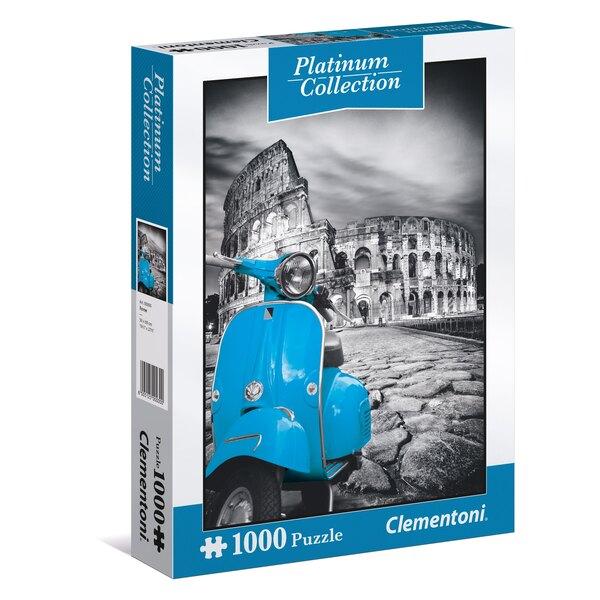 Puzzle Platinum Collection 3 - Rome - Le colisée