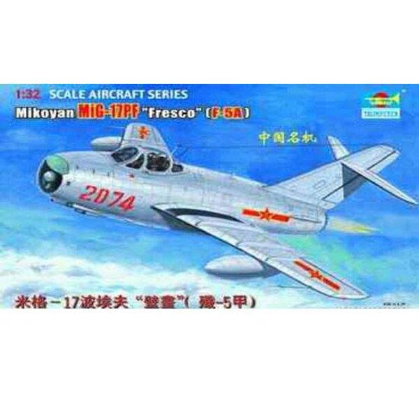"""MIG-17PF """"FRESCO"""""""