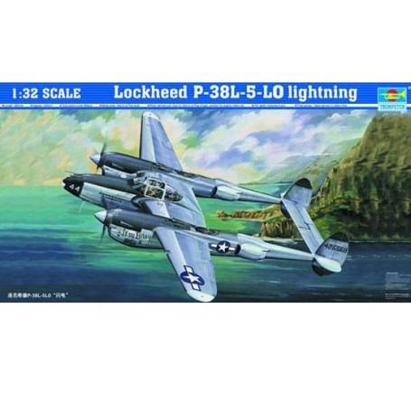 P-38L-5-LO FOUDRE