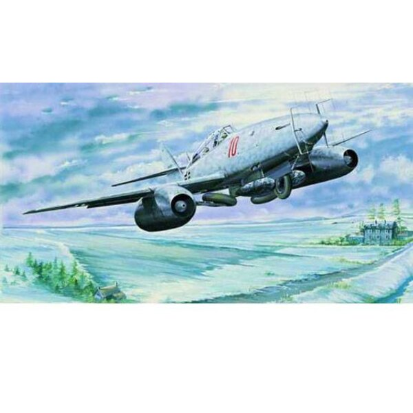 MESSERSCHMITT ME 262 B-1A / U1