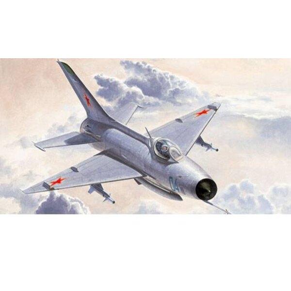 MIG-21 F-13 / J-7 FIGHTER