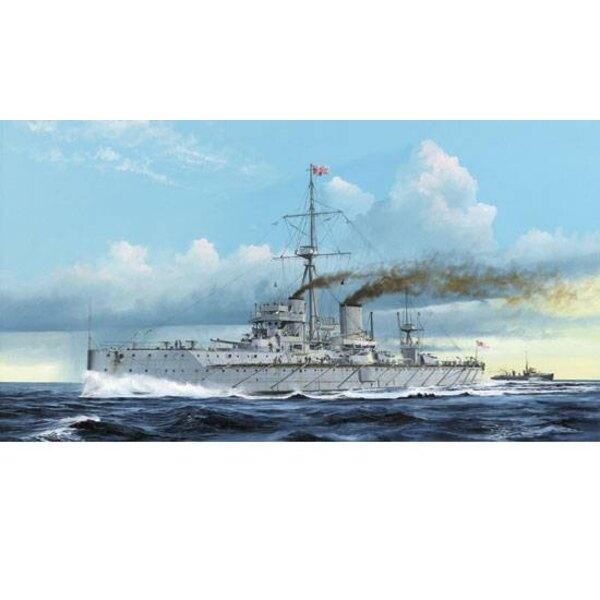 HMS DREADNOUGHT 1907