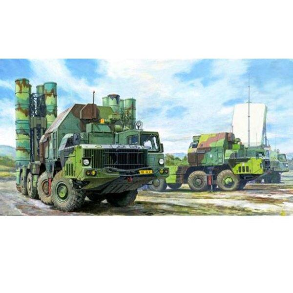48N6E de 5P85S TEL S-300 PMU