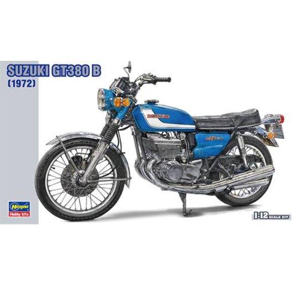 SUZUKI GT380 B
