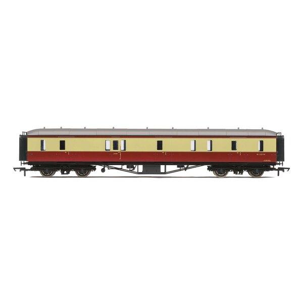 BR, 63 'Hawksworth passager frein, W829W - Epoque 4