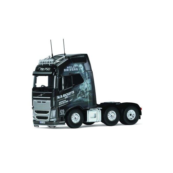 Volvo FH, HD Ricketts
