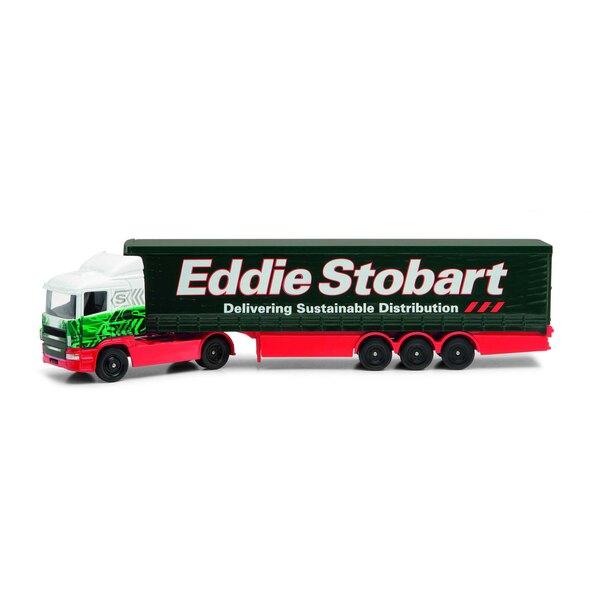 Camion Curtainside Eddie Stobart