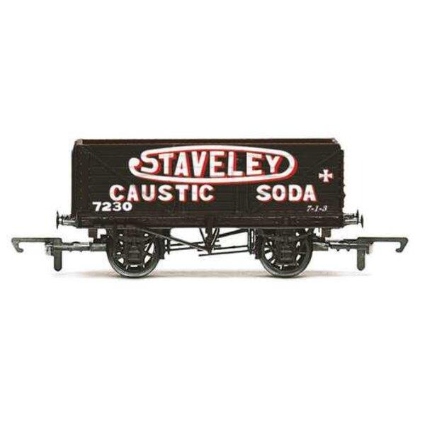 7 Wagon Planche, Staveley - Epoque 3