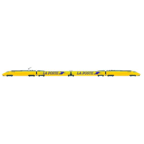 Coffret TGV La Poste 4 éléments Grand Logo Hirondelle