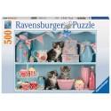 Puzzle Chatons & Cupcakes Ravensburger RAV-146840