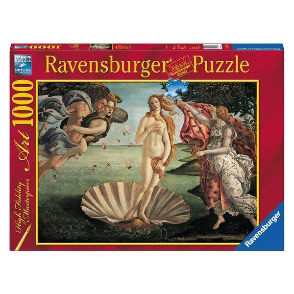 Puzzle La Naissance de Vénus / Sandro Botticelli