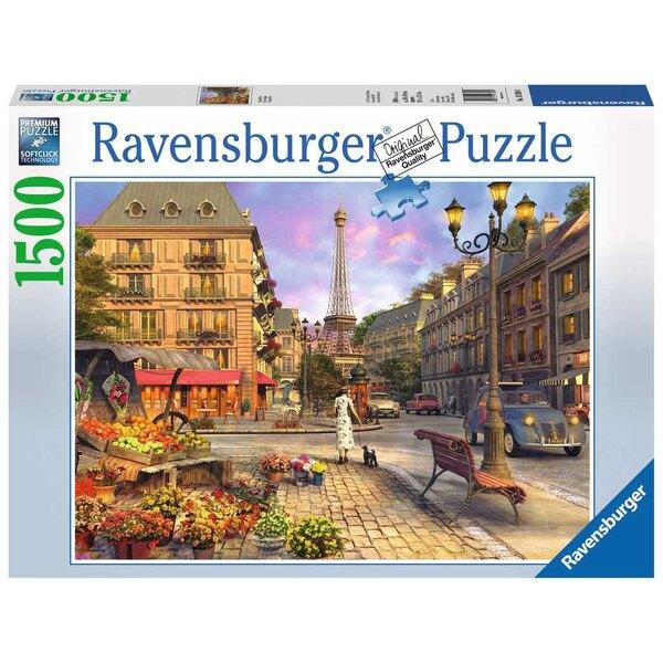 Puzzle Paris d'autrefois