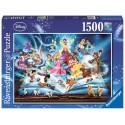 Puzzle Le livre magique des contes Disney Ravensburger RAV-163182