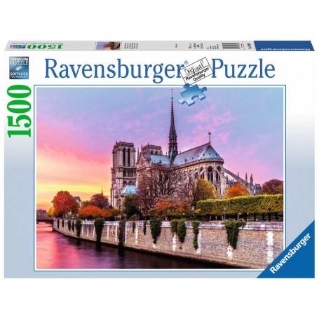 Puzzle Pittoresque Notre-Dame