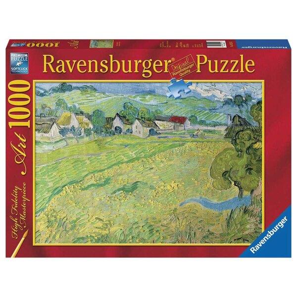 Puzzle Les Vessenots à Auvers / Vincent Van Gogh