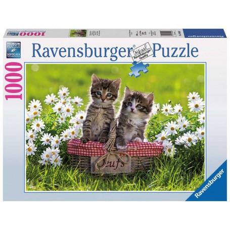 Puzzle Pique-nique au pré