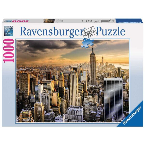Puzzle Magnifique ville de New York