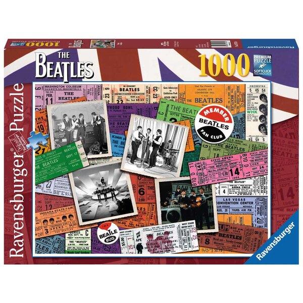 Puzzle Beatles