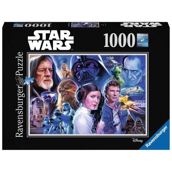 Puzzle Star Wars Edition Limitée 2
