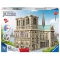 Puzzle 3d Notre-Dame de Paris Ravensburger RAV-125234