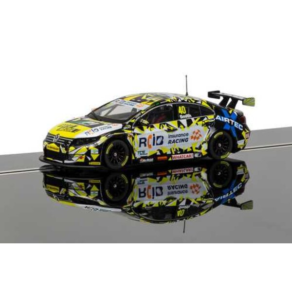 BTCC VW Passat, Aron Smith
