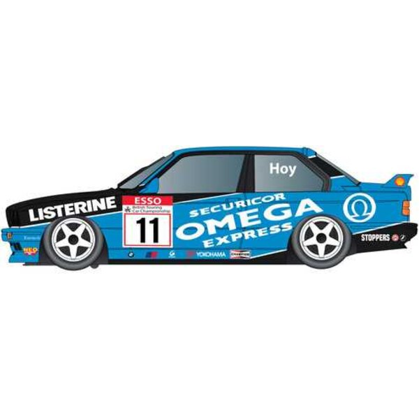 BMW E30 M3, Will Hoy