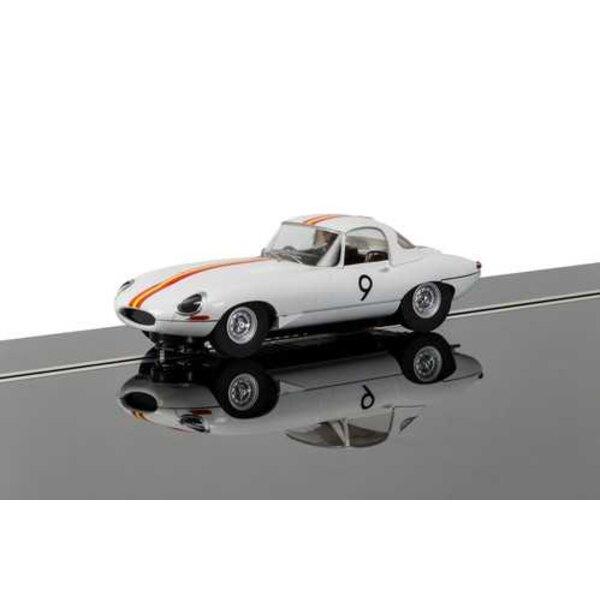 Jaguar E-Type - Bob Jane, 1965
