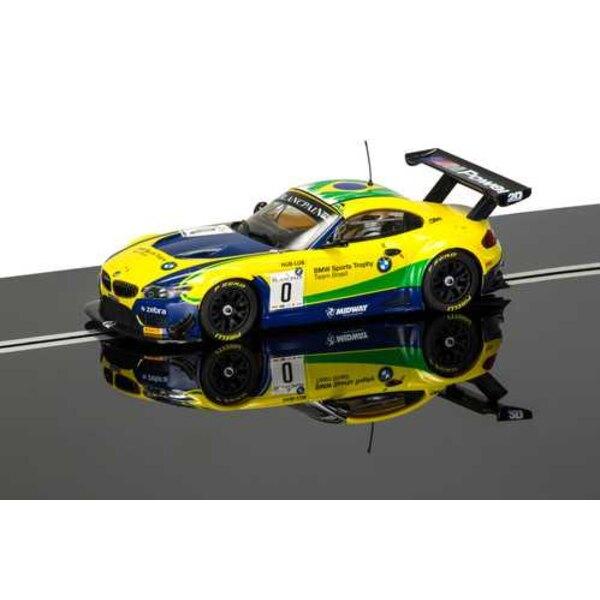 BMW Z4 GT3 - Série Blancpain Hatch 2015