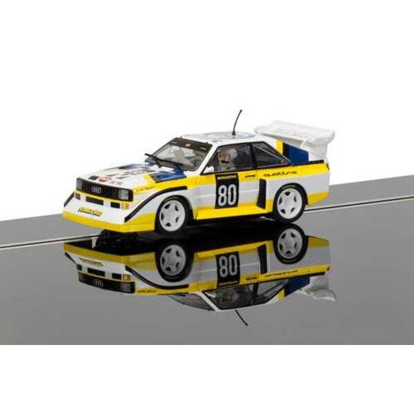 Collection Anniversaire - Voiture No. 4 - 1980, Audi Sport quattro - Edition limitée