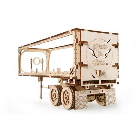 Remorque pour heavy boy truck