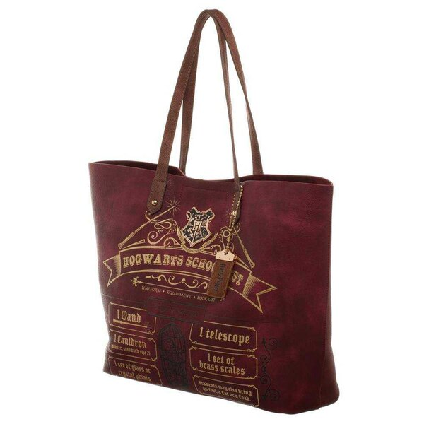 Harry Potter sac shopping Hogwarts School List