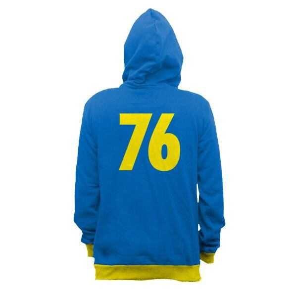 Fallout sweater à capuche Vault 76