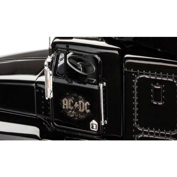 AC/DC maquette avec accessoires Basic Level 3 1/32 Truck & Trailer 55 cm
