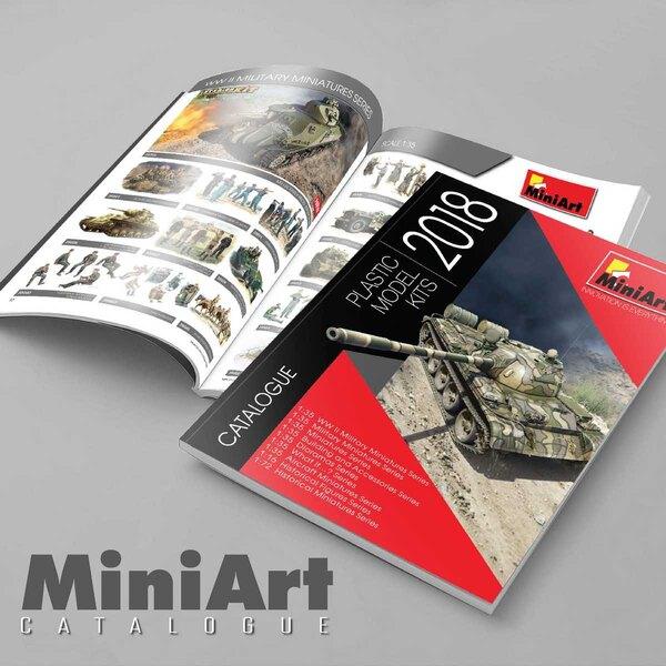 Catalogue papier Mini Art 2018