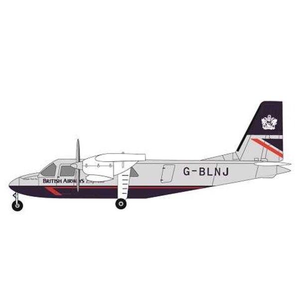 Britten-Norman Islander - British Airways
