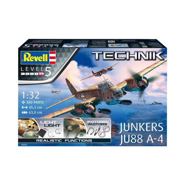 Junkers Ju-88A-4 The Junkers Ju88 was one of the Luftwaffe's standard combat bomber aircraft of the Second World War. The A-4 va