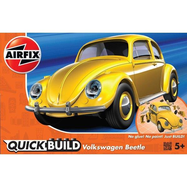 VW Beetle QUICK BUILD (Pas de colle ni de peinture requise)