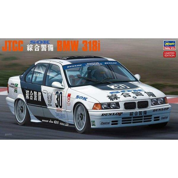 JTCC SOK BMW 318I Le JTCC (All Japan Touring Car Championship) était l'une des courses les plus prestigieuses des années 1980 et
