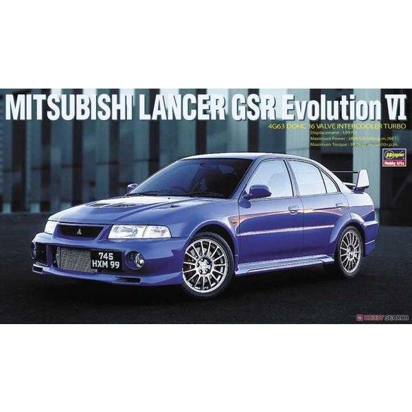 Mitsubishi Lancer GSR Evolution VI
