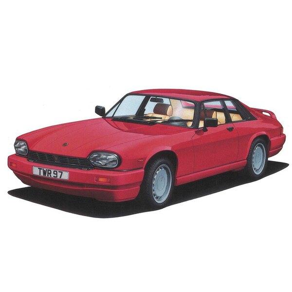 Jaguar XJ-S TWR Sports