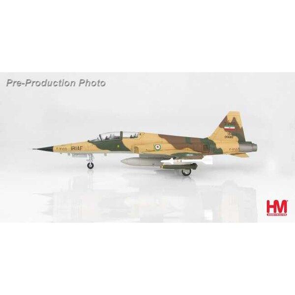 F-5F Tiger II 43ème TFS, AF Iranienne Islamique, 2009 -Ltd600