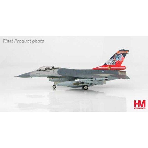 F-16A Faucon de combat ROCAF Solo Demo 2017 -Ltd700