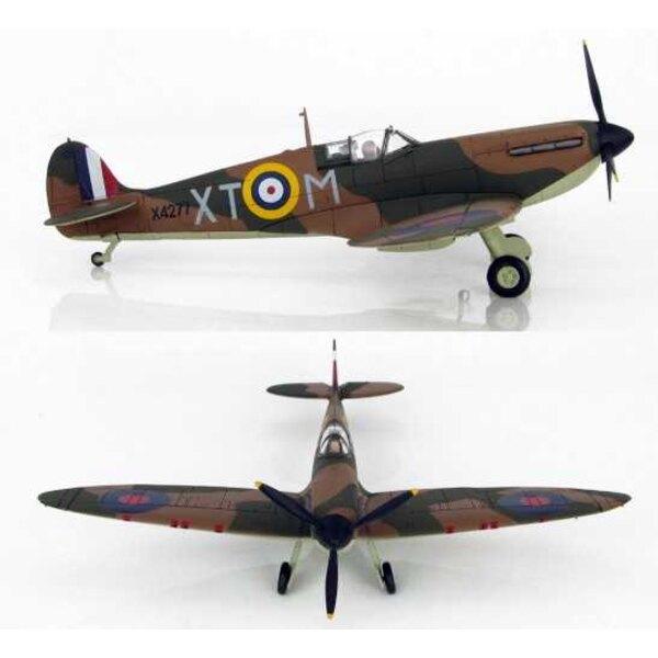 Spitfire Mk.I Flgt / Off Richard Hillary 603e étage RAF